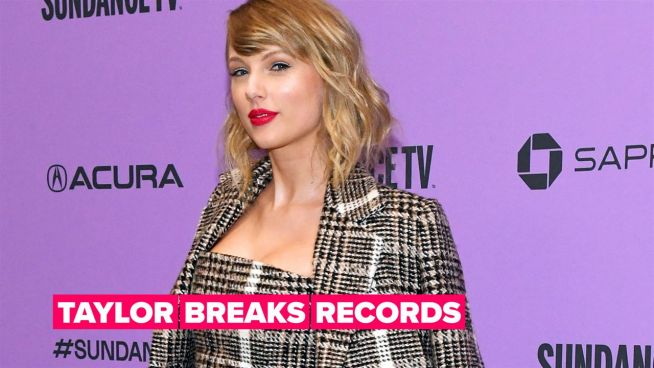 Taylor Swift's Folklore is officially the biggest album of 2020