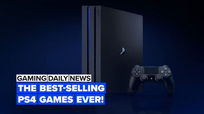 These are the 5 best-selling PS4 games of all time!