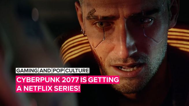 Who else is excited for 'Cyberpunk: Edgerunners' on Netflix?
