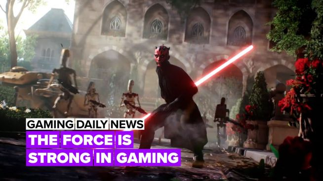 Star Wars games are on fire