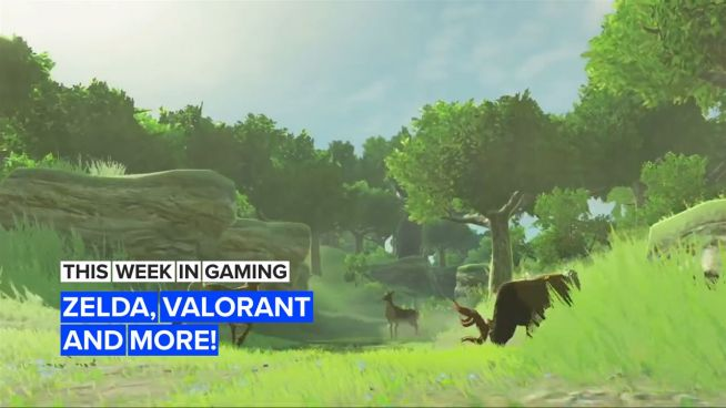 This Week in Gaming: Zelda, Valorant and more!