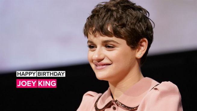 3 Wow facts about Joey King