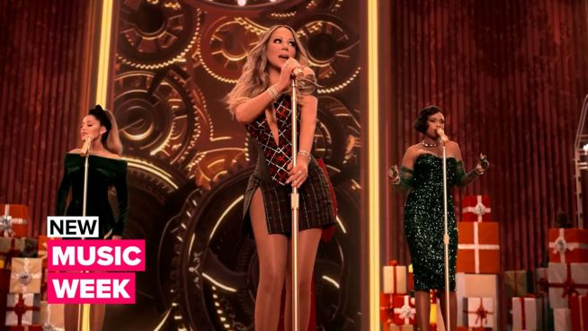 Mariah Carey and Ariana Grande join forces to save Christmas 2020