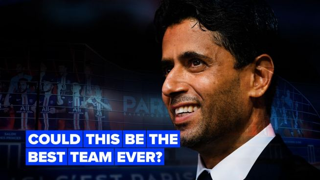 The super team PSG wants to create