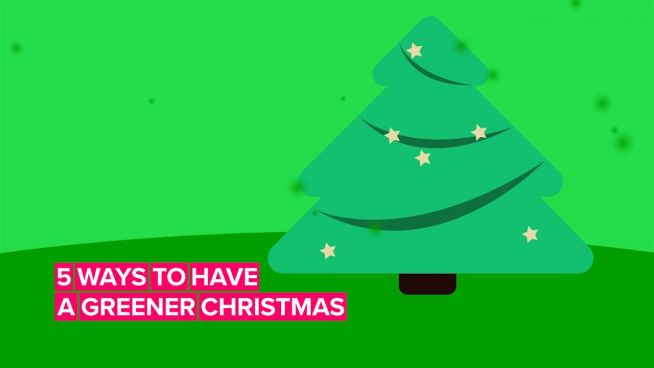 How to have yourself a merry little eco Christmas