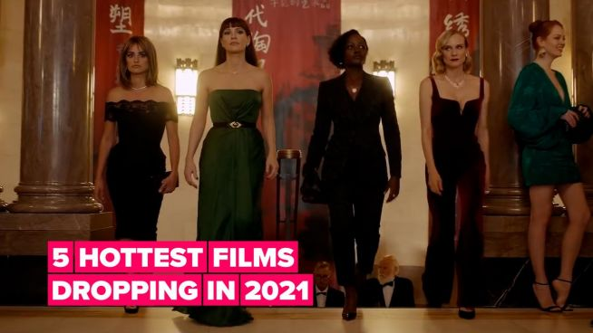 These 5 films prove 2021 could be the biggest year in Hollywood moviemaking