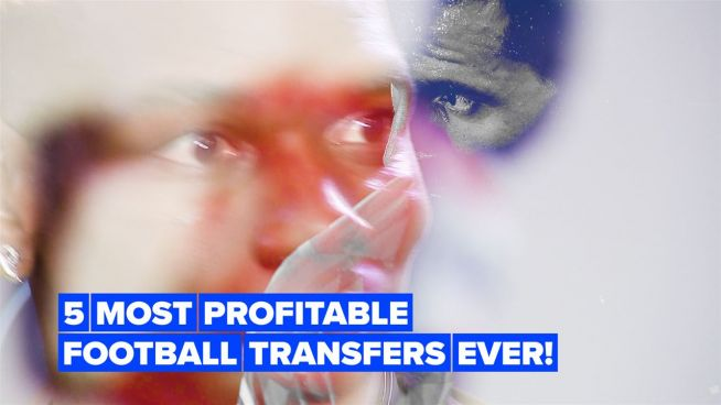 These are the most profitable football transfers of all time!