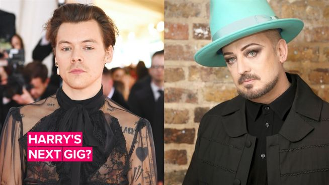 Harry Styles in talks to play Boy George in biopic