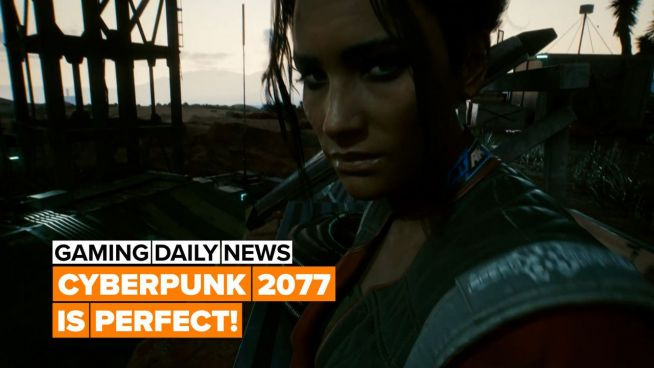Cyberpunk 2077 achieves its first record